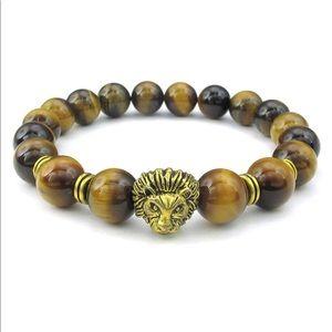 Lion Bracelet